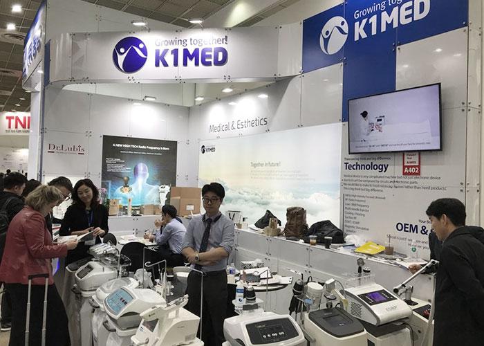 KIMES 2018 in Korea | K1MED Co , Ltd